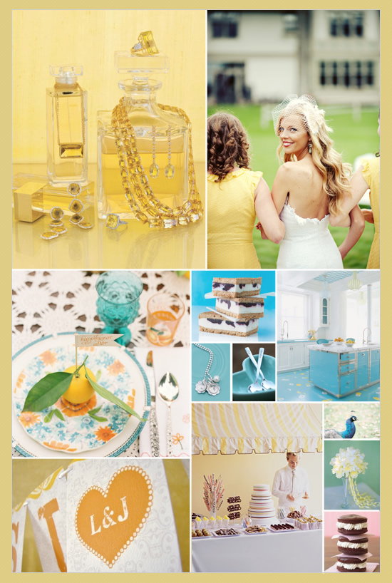 Wedding Chicks is a great website and resource for brides grooms